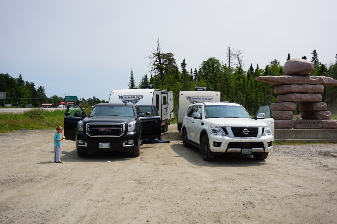 Day 1 – Winnipeg to Thunder Bay